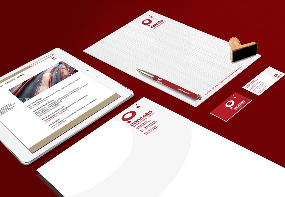 Corporate Design conceito GmbH, Pfinztal